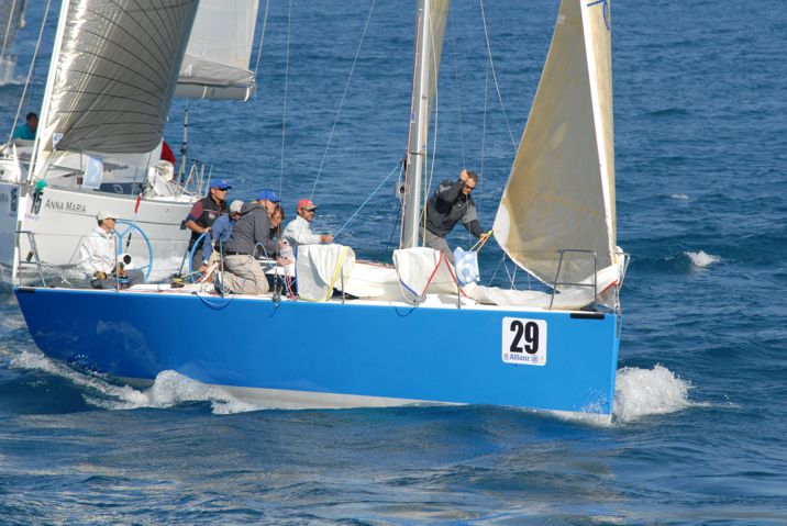 M.A.T. Sailing Yachts - M.A.T. 1010 10.10 m IRC Cruiser / Racer Real Dual Purpose Yacht
